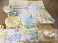 Jungle Chums Nursery Set