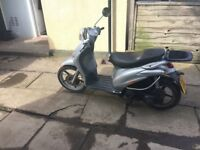 Piaggio Liberty 125cc Good Condition + [HONDA LEAD SVC100cc] Aprillia/Yamaha/SYM/SUZUKI/50cc/Moped