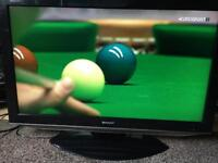37inch lcd tv,freeview,stand,remote ,hdmi