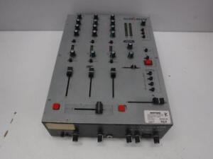 Allen & Heath Professional DJ Mixer. We Sell Used Pro Audio. 109263 JV719431