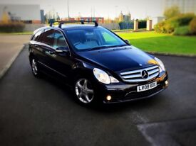 Mercedes-Benz R Class 3.0 R320 CDI Sport L 5dr (7 Seater) Automatic Diesel 2008 Finance Available