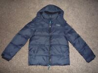 Boys navy blue coat from Next, Age 9 years £5