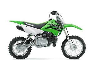 2016 Kawasaki KLX110L / 11$/sem garantie 2 ans
