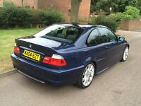 BMW 330 2004 Diesel M Sport Coupe Automatic