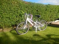 Girls Raleigh Krush Bike (6-8 years ) - Excellent Condition