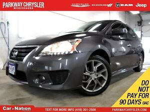 2013 Nissan Sentra SV| SR PACKAGE| SPOILER| 17in ALLOYS| BLUETOO