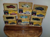 Vangaurd 6 Car Collection