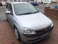 Cheap Vauxhall Corsa