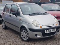 05 REG DAEWOO MATIZ 800cc VERY LOW MILES 52K PX - WELCOME