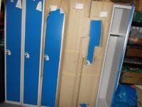 industrial locker,s