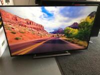 """49"""" ( 50"""" ) toshiba 4k ultra hd smart led freeview tv. Great condition"""