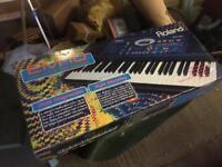 Roland em-10 keyboard