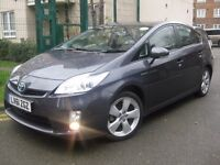 TOYOTA PRIUS 2012 HYBRID UK CAR +++ PCO UBER READY +++ NEW ENGINE WITH WARRANTY +++ 5 DOOR HATCHBACK