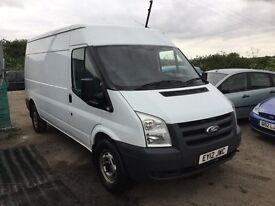 2012 FORD TRANSIT LWBASE 350 RWD ONE OWNER FSHISTORY IN VGCONDITION TOW BAR ELECTRIC WINDOWS