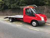 Ford transit recovery lwb no vat 17ft body