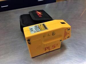 Niveau Laser 3 points professionnel PLS-3  #F020446