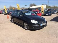 2009 VOLKSWAGEN GOLF 1.9 TDI SE 105 ESTATE,ONLY 90,000 WITH FULL SERVICE HISTORY,EXCELLENT ECONOMY.