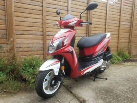 SYM JET4 125cc 2021 BARGAIN!!! learner 125 scooter moped(quality as honda yamaha suzuki )