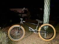 BSD Trail or Park BMX frame