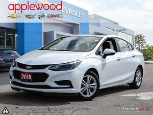 2018 Chevrolet Cruze LT Auto SUNROOF, REMOTE START, REAR CAME...