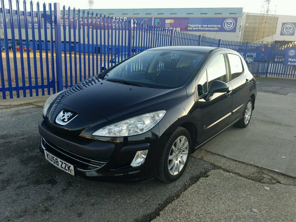 Peugeot 308 1 6 Diesel Mot 29 01 2020 In Portsmouth Hampshire