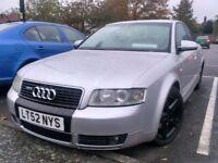 Audi A4 Sline 1.9 tdi