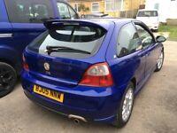 MG ZR, 1.4 105, 2005, 3 door