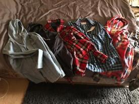 Small men's xl boys designer clothes