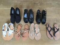 Women's Size 6 Shoes & Sandels