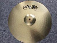"""Paiste 101 20"""" Ride Cymbal"""