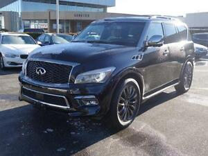 2015 Infiniti QX80 7-Passenger Technology Limited