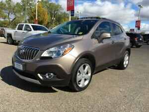 2015 Buick Encore Leather AWD *Blind Side* *Backup Cam* *Heated