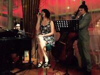 Jazz Trio for Christmas party, Wedding, Birthday