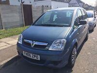 Vauxhall Meriva ,Automatic, 5 Doors ,Cheap Runner,MOT 1 Year