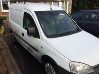 Vauxhall Combo 1.3 CDTI 2000 payload, Excellent Tidy Van!!!!!