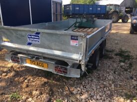 2018 tipping trailer