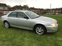 Rover (75) 2.5 v6 connoisseur se fully loaded 2004 04 reg