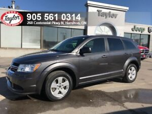 2015 Dodge Journey Canada Value Pkg w/Low KMS, Clean Carproof