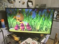"""42"""" Samsung Freeveiew LED Television - Slight Shadow FAULT"""