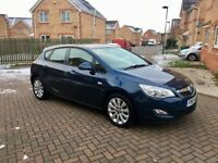 2010 VAUXHALL ASTRA TURBO 1.4, FULL VAUXHALL SERVICE HISTORY, CRUISE, ALLOYS, MOT MAY18, HPI CLEAR