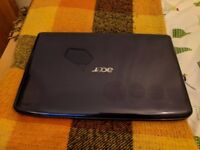 For Sale - Acer Aspire 5738z Laptop - Fair condition, works fine, not needed