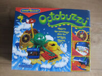 FREE OCTOBUZZY GAME - may not have all its pieces of treasure etc