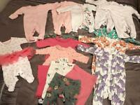 Next baby girl bundle all excellent condition!