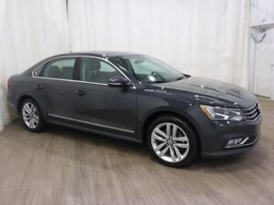 2016 Volkswagen Passat 1.8 TSI Highline Leather Navigation Bluet