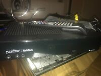 Talk Talk HD YouView box used