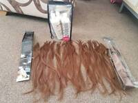 100% Indian Remy human hair