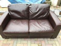 Free 3 seater sofa and 2 seater sofa
