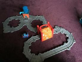 Thomas the Tank - tidmouth tunnel and water tower take and play