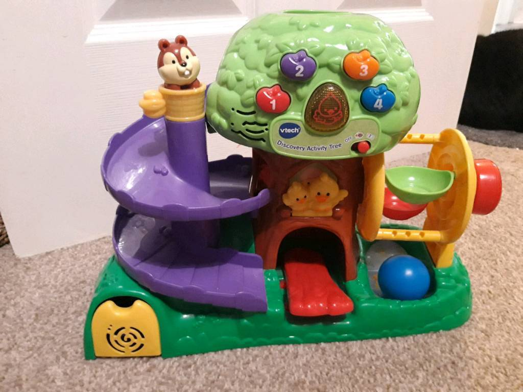 Vtech Treehouse Balls In Locks Heath Hampshire Gumtree