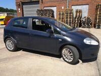 Fiat Punto Grande 1.4 Petrol